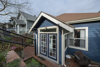 Seattle Single Family Home For Sale: 1918 S Waite St