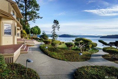 Anacortes Single Family Home For Sale: 6810 Salmon Beach Road Rd