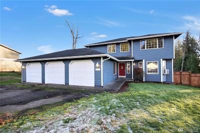 Marysville Single Family Home For Sale: 6532 103rd St NE