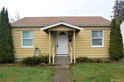 Tacoma Single Family Home For Sale: 1250 Ridgewood Ave