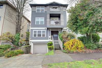 Seattle Condo/Townhouse For Sale: 506 NE 73rd St #3A