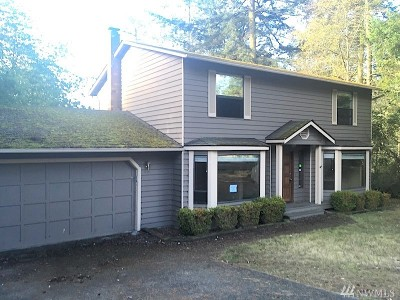 Oak Harbor Single Family Home For Sale: 2199 Norcliffe Wy