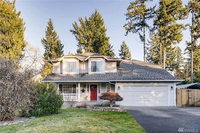 Bonney Lake Single Family Home For Sale: 11302 193rd Ave E