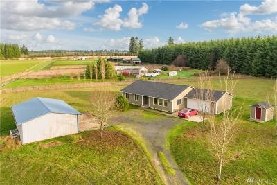 Winlock Single Family Home For Sale: 395 Minkler Rd