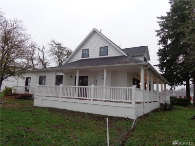Montesano Single Family Home For Sale: 484 Old Monte Brady Rd