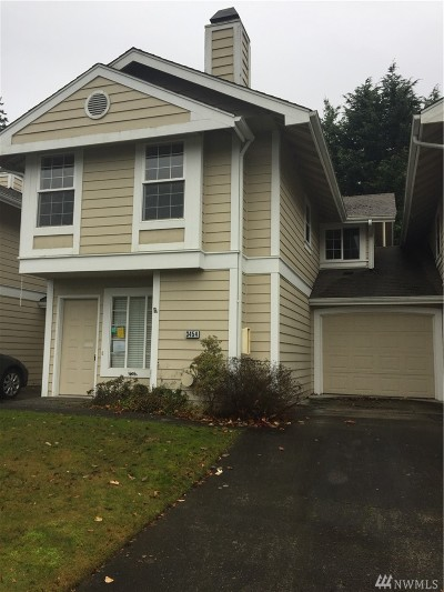 Bellingham WA Condo/Townhouse For Sale: $245,000