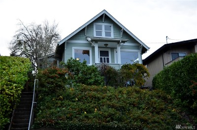 Seattle Single Family Home For Sale: 10453 66th Ave S
