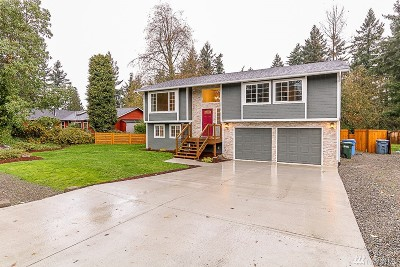 Lake Tapps WA Single Family Home For Sale: $399,900