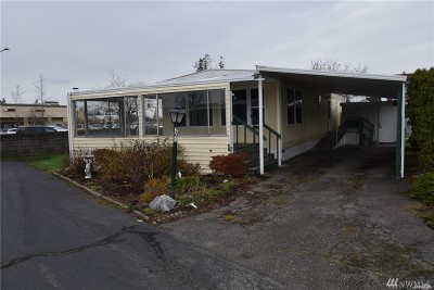 Bellingham Mobile Home For Sale: 1200 Lincoln St #201