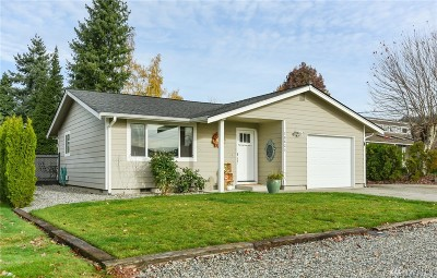 Sumner Single Family Home For Sale: 16423 88th St E