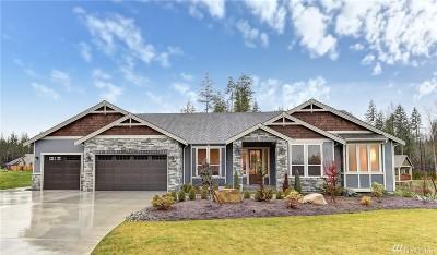 Lake Stevens Single Family Home For Sale: 13731 110th St NE
