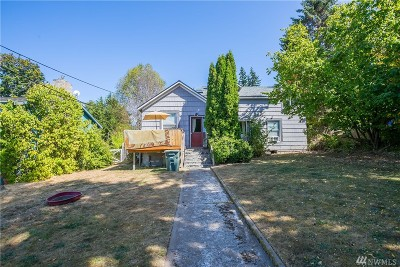 Bellingham Single Family Home Sold: 1240 Saint Paul St