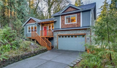 Bellingham Single Family Home For Sale: 4 Indian Ridge Ct