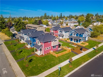 Bellingham WA Multi Family Home For Sale: $1,500,000
