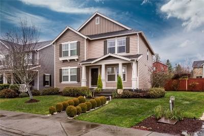 Redmond Single Family Home For Sale: 9208 226 Place NE