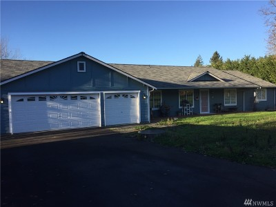 Chehalis Single Family Home For Sale: 114 Ribelin Rd