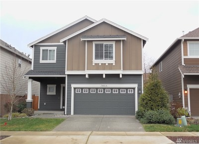 Lacey Single Family Home For Sale: 7034 Raptor Ave NE