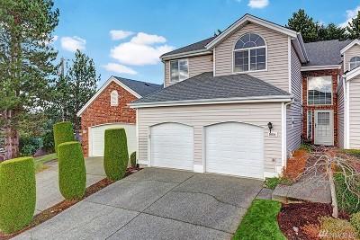 Kent Condo/Townhouse For Sale: 14004 SE 238th Lane