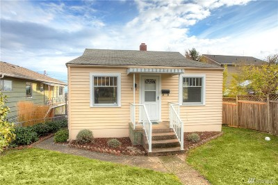 Seattle Single Family Home For Sale: 7128 30th Ave SW