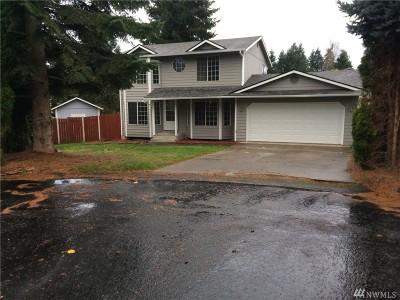 Bonney Lake Single Family Home For Sale: 20502 122nd St Ct E