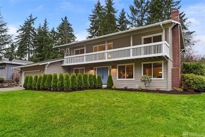 Redmond Single Family Home For Sale: 2829 179th Ave NE
