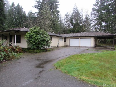 Olympia Single Family Home For Sale: 2433 Sleater Kinney Rd NE