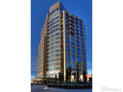 Seattle Condo/Townhouse For Sale: 2121 Terry Ave #N1505