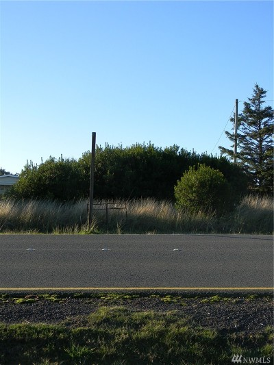 Grays Harbor County Residential Lots & Land For Sale: 823 Ocean Shores Blvd NW