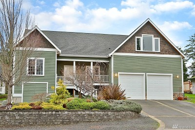 Langley Single Family Home Pending: 5879 Capt Vancouver Dr