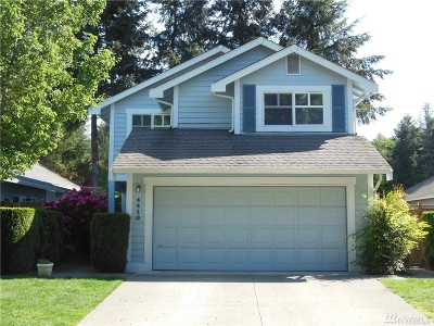 Lacey Single Family Home For Sale: 4413 Colebrooke Lane SE