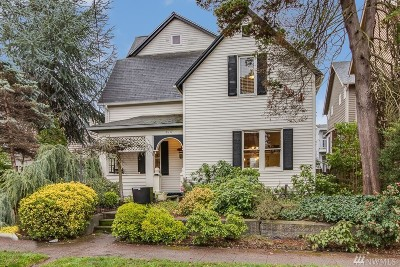 Seattle Single Family Home For Sale: 2637 NW 59th St