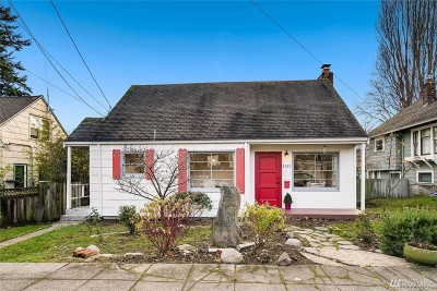 Seattle Single Family Home For Sale: 3025 NW 57th St