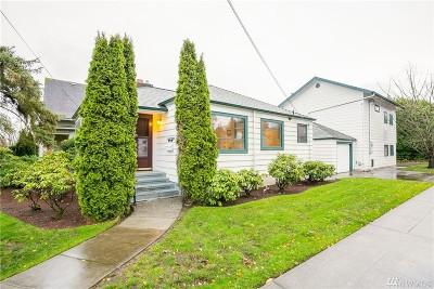 Seattle Single Family Home For Sale: 8255 Densmore Ave N