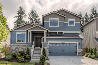 Orting Single Family Home For Sale: 1011 O'farrell Lane NW #42