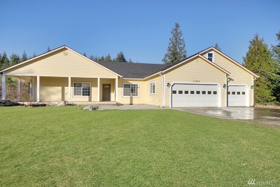 Thurston County Single Family Home For Sale: 15624 159th Lane SE