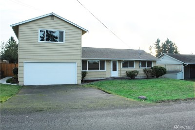 Kent Single Family Home For Sale: 2261 S 250th St