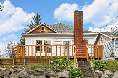 Seattle Single Family Home For Sale: 9323 54th Ave S