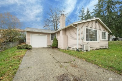 Seattle Single Family Home For Sale: 1721 SW Graham St