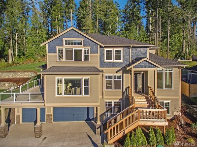 Gig Harbor Single Family Home For Sale: 6319 62nd St NW