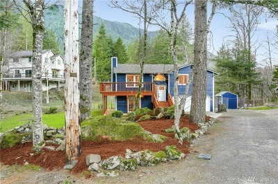 North Bend WA Single Family Home For Sale: $499,950