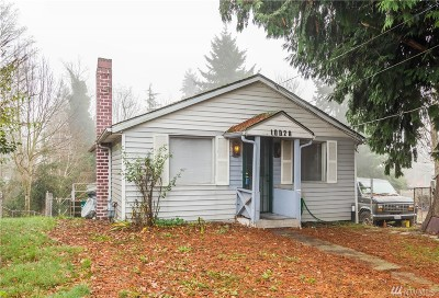 Seattle Single Family Home For Sale: 10028 Beacon Ave S