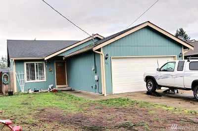Spanaway Single Family Home For Sale: 421 176th St S