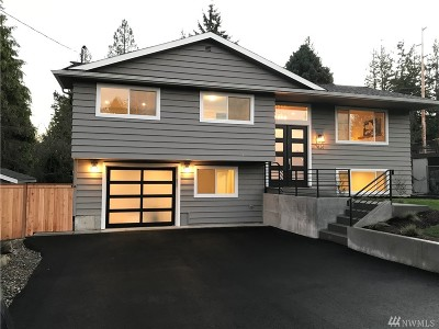 Single Family Home Sold: 7826 187th Place SW