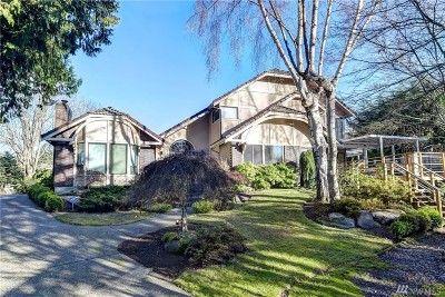Edmonds Single Family Home For Sale: 9815 Cherry St
