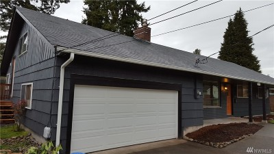Tacoma Single Family Home For Sale: 932 N Orchard