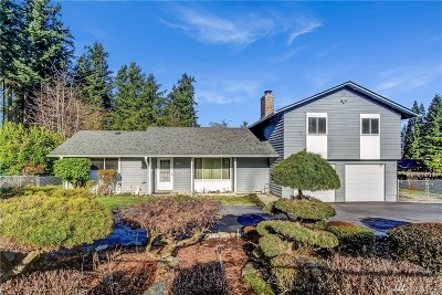 Puyallup Single Family Home For Sale: 6823 124th St E