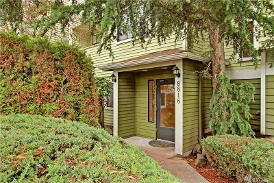 Seattle Condo/Townhouse For Sale: 8816 Nesbit Ave N #304