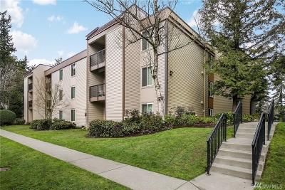 Bellevue Condo/Townhouse For Sale: 14645 NE 34th St #C-2