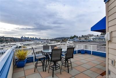 Seattle Condo/Townhouse For Sale: 3919 Latona Ave NE #307