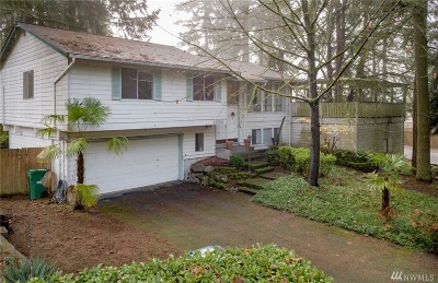 Kirkland Single Family Home For Sale: 12805 NE 107th Place